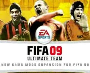 Jaquette FIFA 09 : Ultimate Team