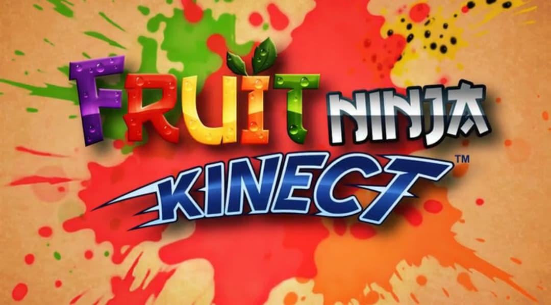Jaquette Fruit Ninja Kinect - Jeu Xbox Live