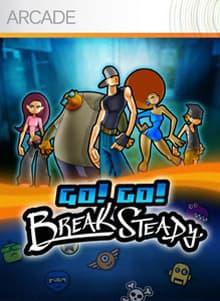 Jaquette Go! Go! Break Steady