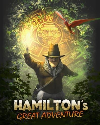 Jaquette Hamilton's Great Adventure