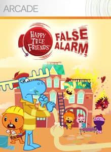 Jaquette Happy Tree Friends : False Alarm
