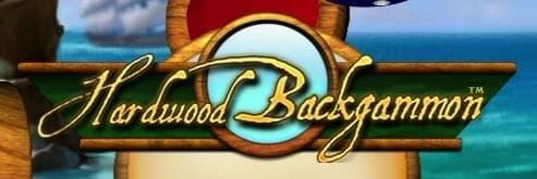 Jaquette Hardwood Backgammon