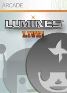Jaquette Lumines Live!