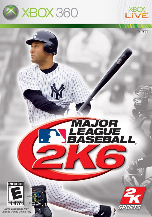 Jaquette Major League Baseball 2K6
