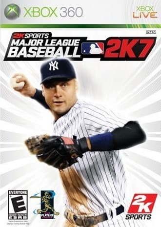 Jaquette Major League Baseball 2K7