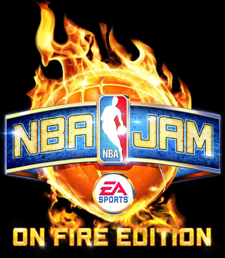 Jaquette NBA Jam : On Fire Edition