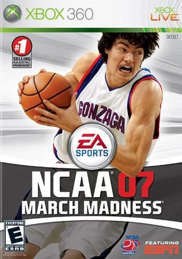 Jaquette NCAA March Madness 07
