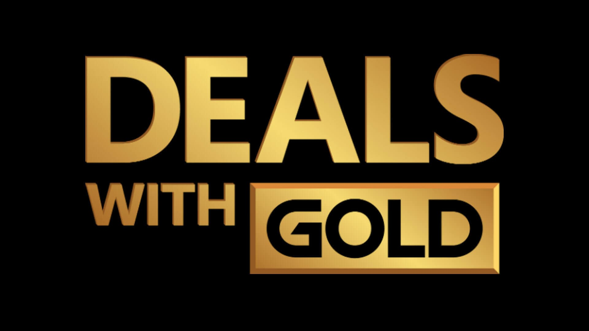 Deals with Gold semaine 01