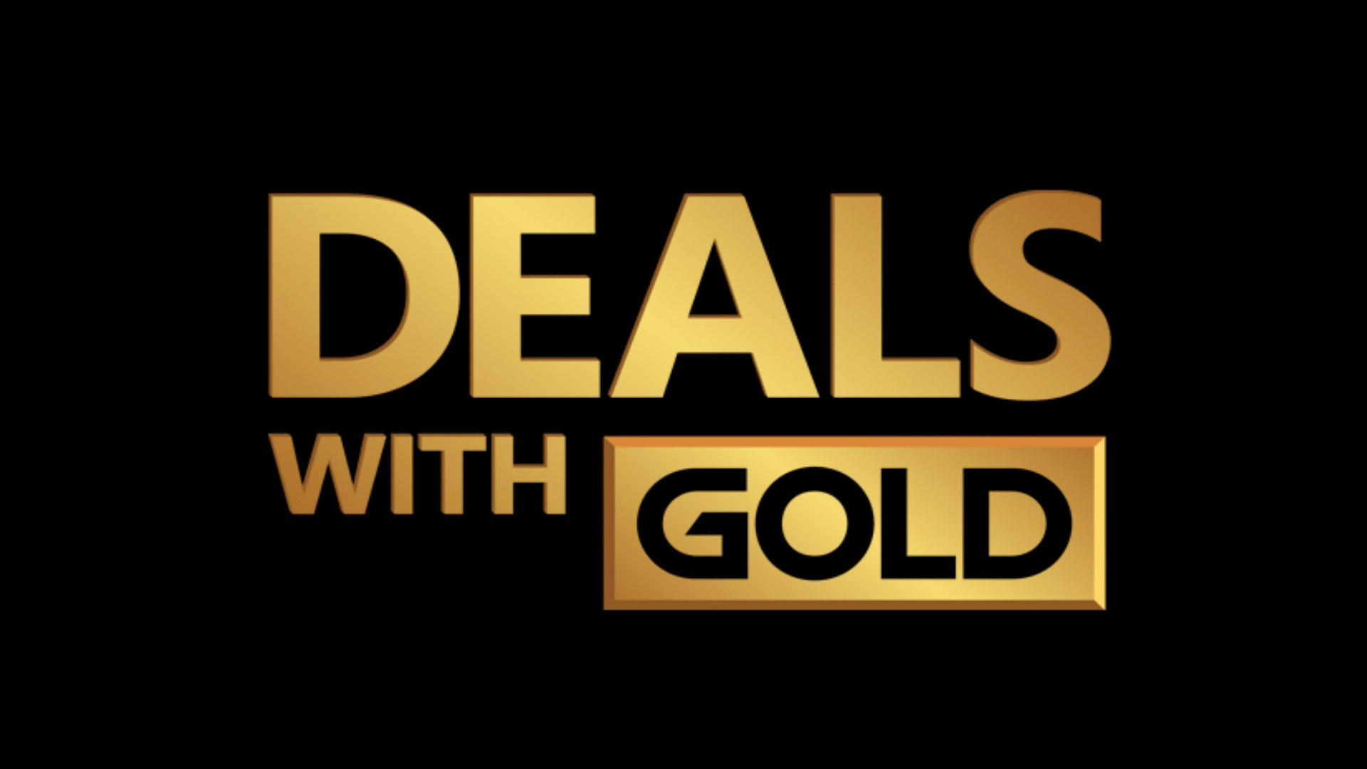 Deals with Gold semaine 16