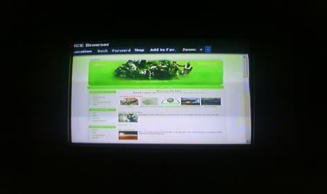 Internet de ma Xbox 360