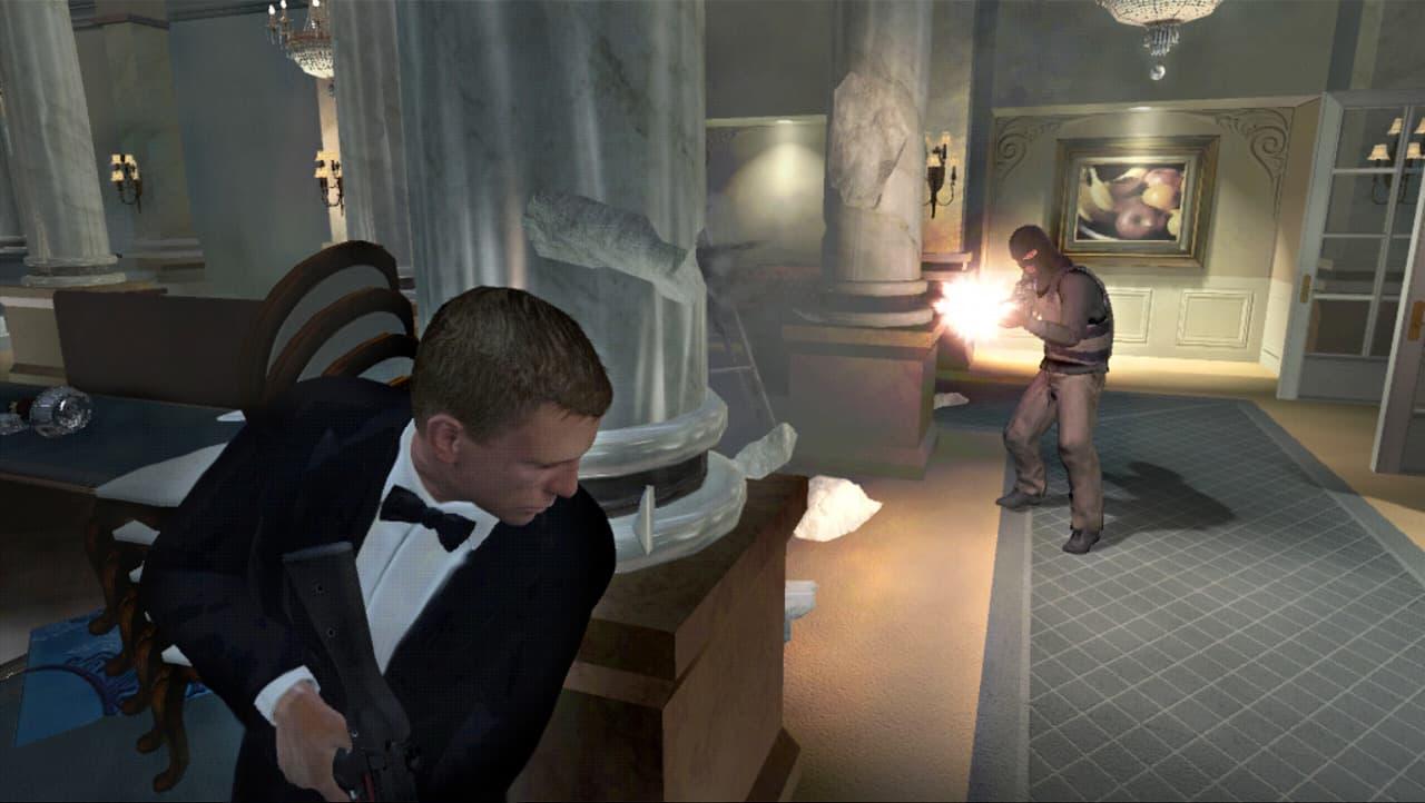 007 Quantum Of Solace Xbox