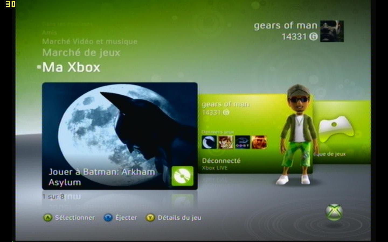 Comment Jeux Xbox 360