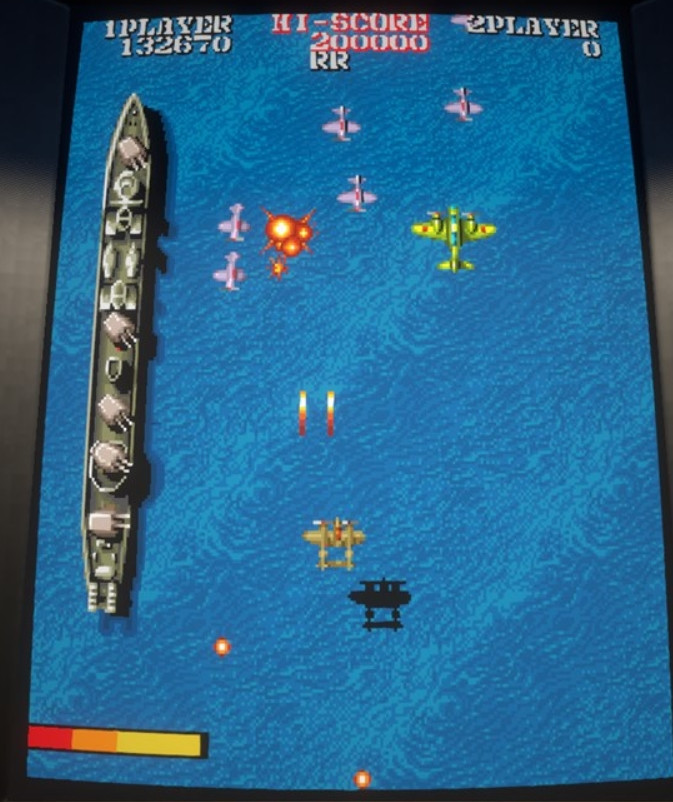 Bon plan(permanent) le jeu 1943 offert dans Capcom Arcade Stadium
