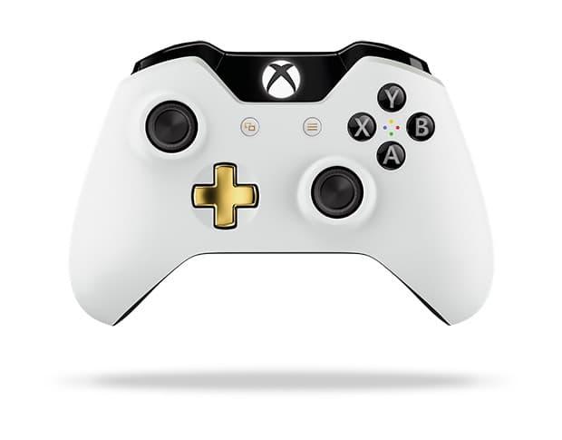 Xbox One: une manette Lunar White et un Xbox One Elite Bundle annoncés