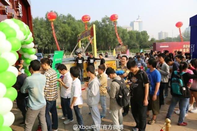 La xbox one en Chine: Top ou Flop?