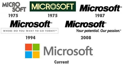Microsoft: la firme fête ses 40 ans!