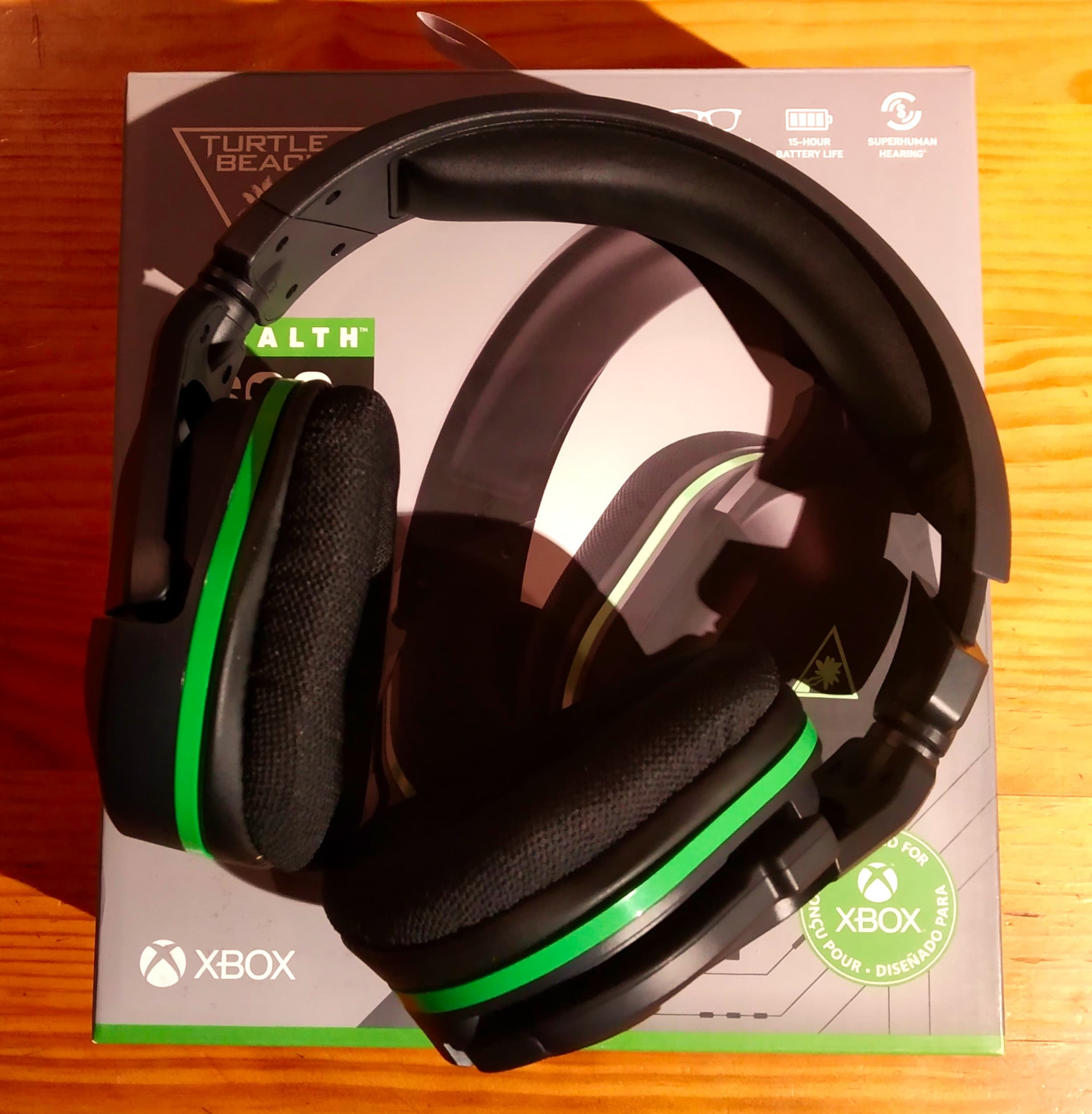 Casque sans fil pour Xbox Series Turtle Beach Stealth 600 Gen 2 : Avis de gamer 2021