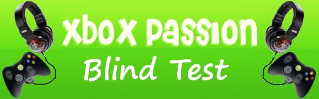 Blind TEST Xbox 360