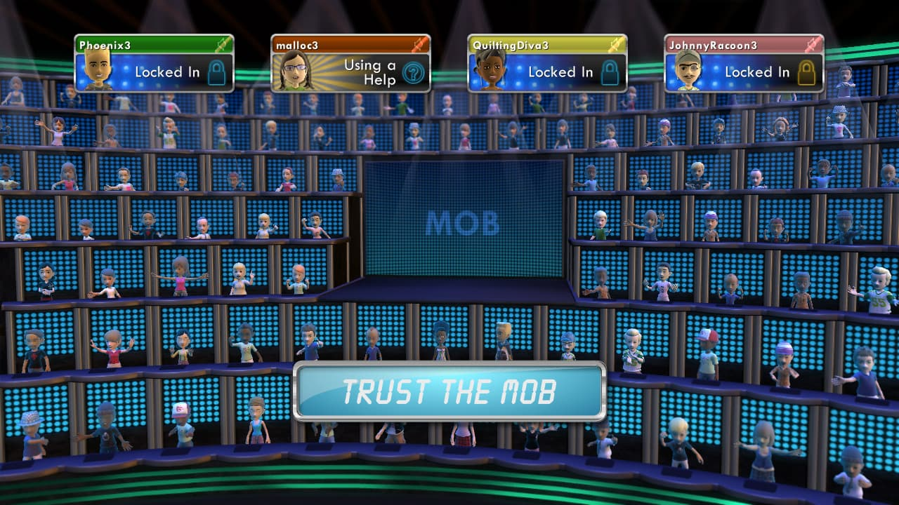 Xbox 360 1 contre 100