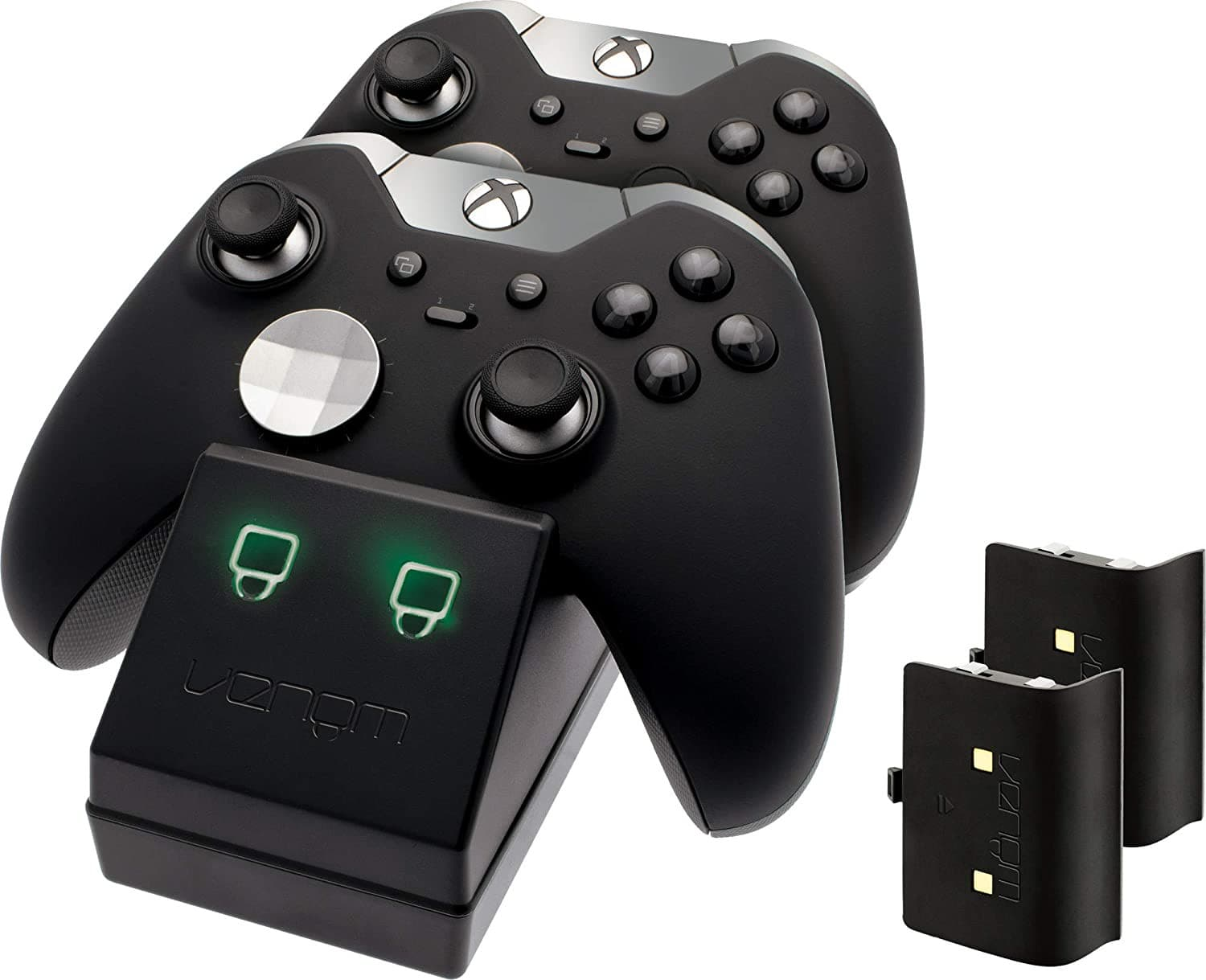 Chargeur Xbox One Twin Docking Station de Venom