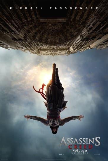 Un premier trailer pour le film Assassin's Creed!