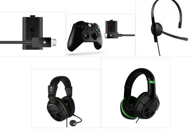 E3 2013: Les accessoires de la One dévoilés!