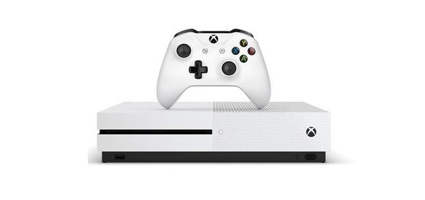 La Xbox one Slim confirmée!