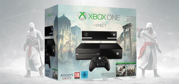 Xbox one: un bundle pack Assassin's Creed en préparation?