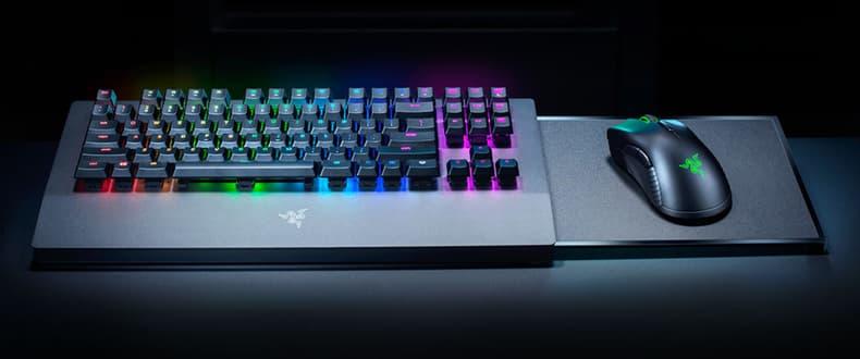 Première image pour le clavier et la souris Razer compatible Xbox One