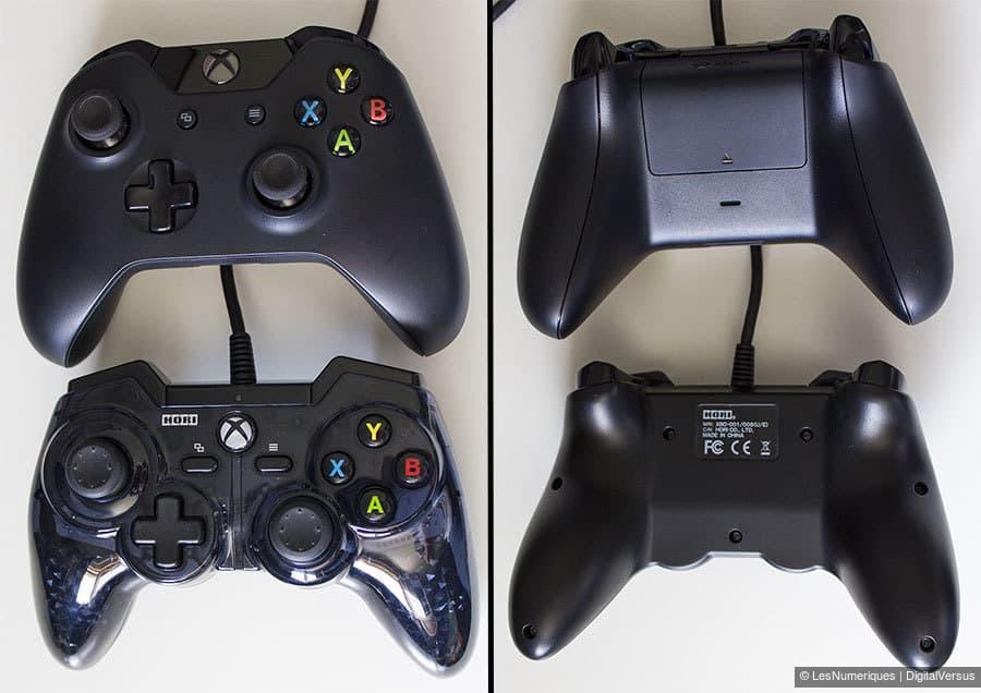 Horipad, la manette Xbox one pour petit budget