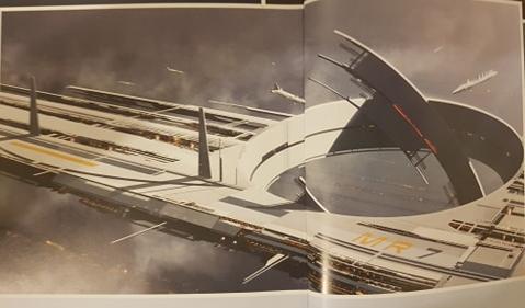 Mass Effect: des visuels du prochain Opus dévoilés!