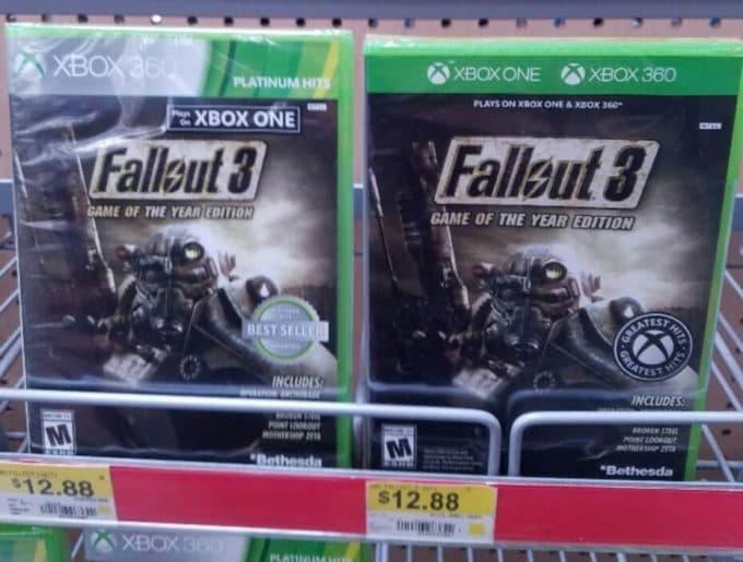 Xbox 360: les jeux retrocompatibles changent de packaging!