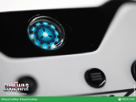 Une Xbox One designed by Tony Stark pour bientôt!