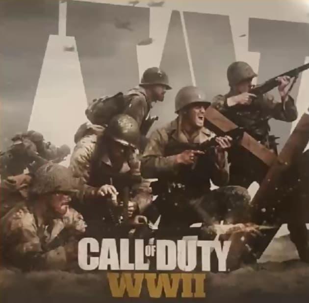 [RUMEUR]-Possible retour vers la Seconde Guerre Mondiale pour le Call of Duty millesime 2017