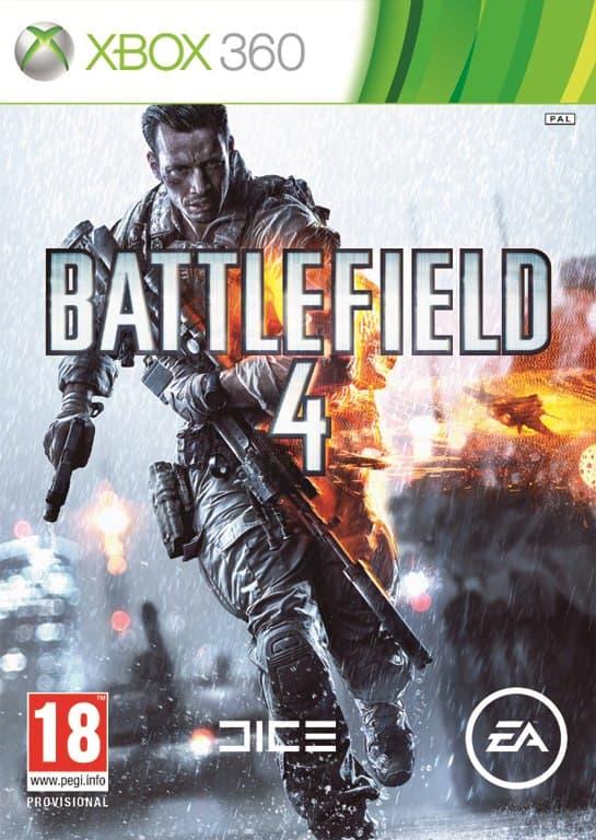 Battlefield 4 les bonus de précommande dévoilés ainsi que la jaquette