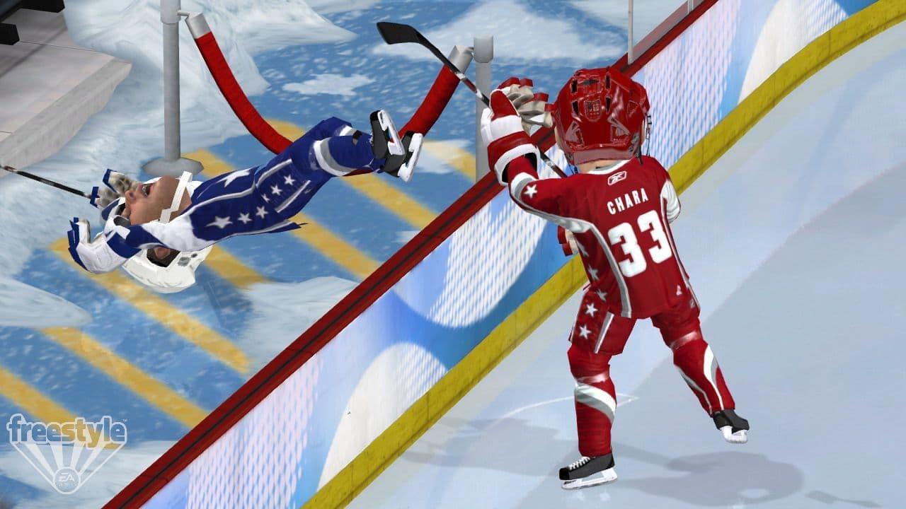 3 on 3 NHL Arcade Xbox 360