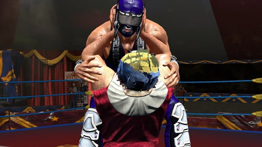AAA Lucha Libre: Heroes of the Ring Xbox 360
