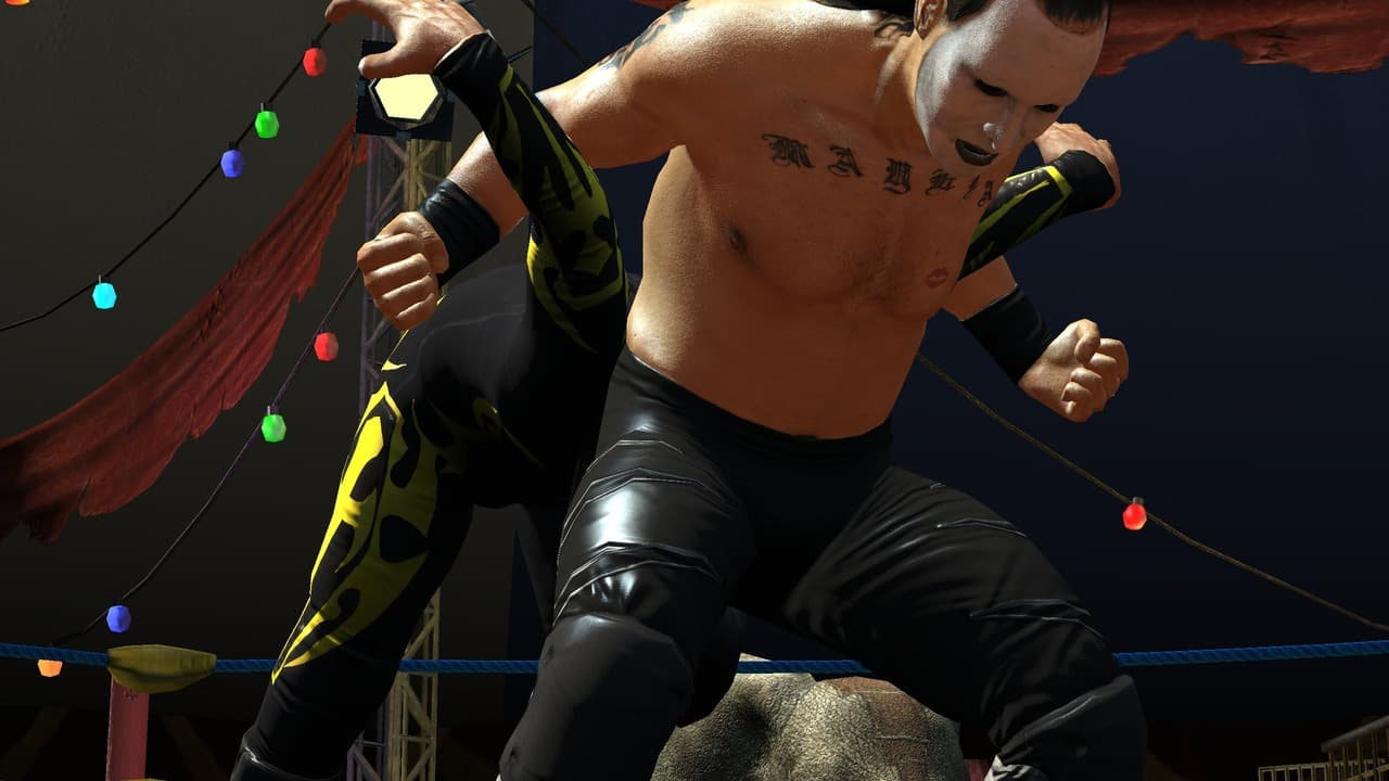 AAA Lucha Libre: Heroes of the Ring - Image n°7