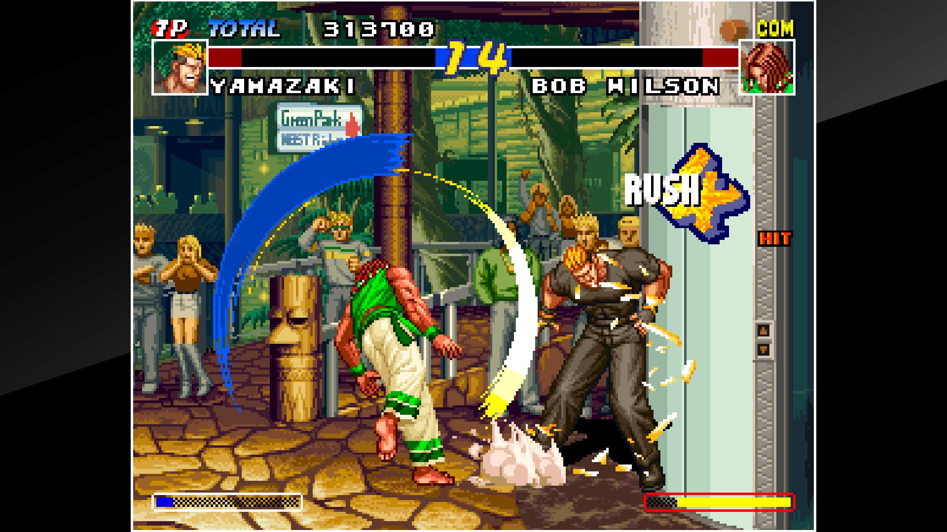 ACA NEOGEO Real Bout Fatal Fury - Image n°6
