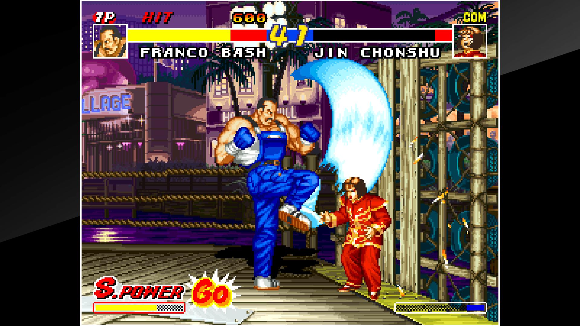 Xbox One ACA NEOGEO Real Bout Fatal Fury