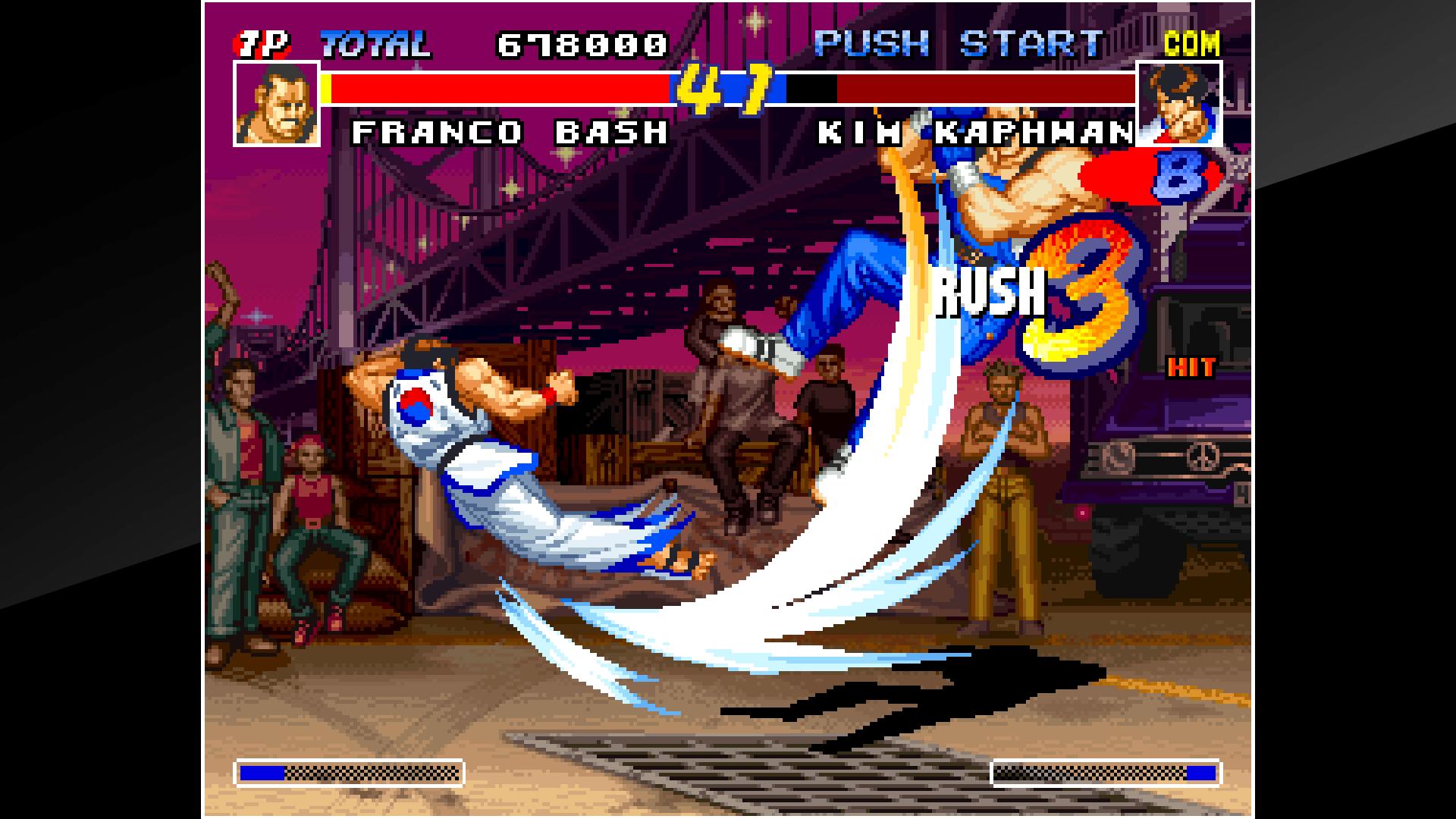 ACA NEOGEO Real Bout Fatal Fury Xbox