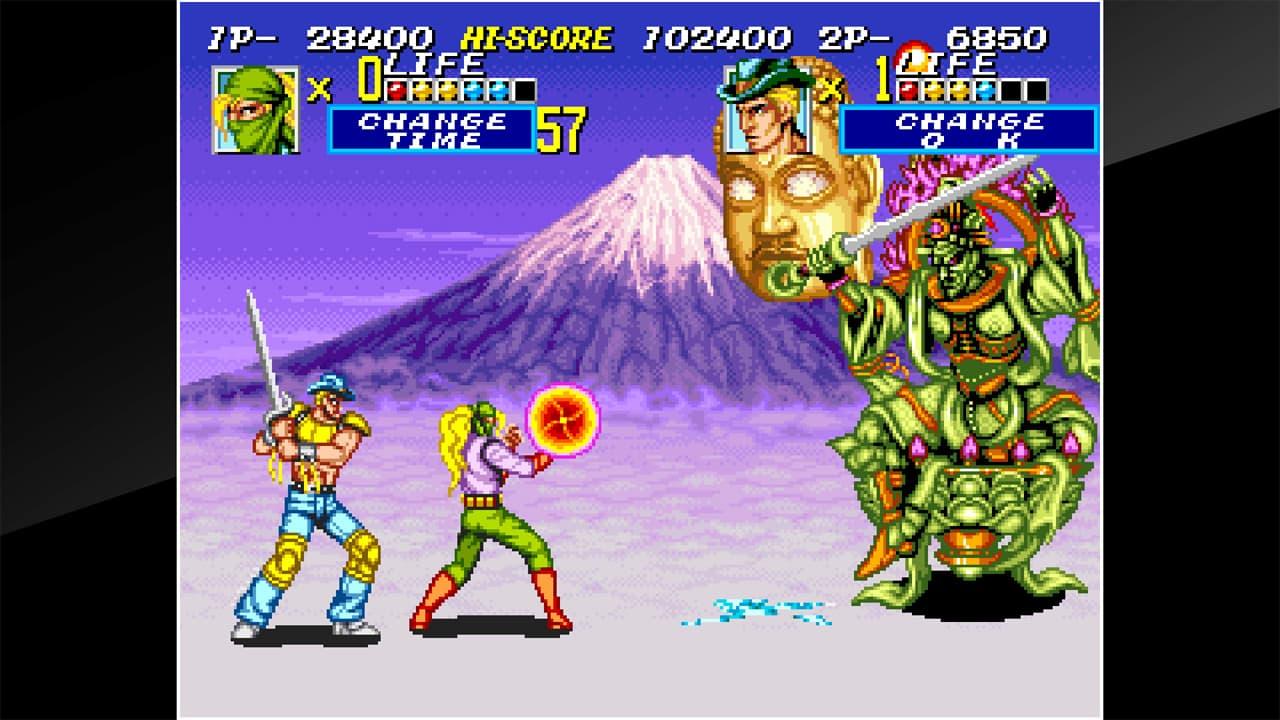 Xbox One ACA NEOGEO Sengoku 2