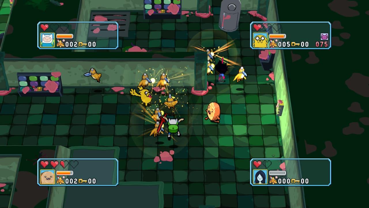 Xbox 360 Adventure Time: Explore le Donjon et Pose pas de Question!