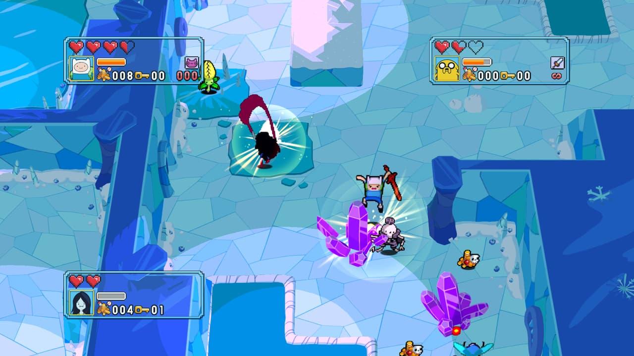 Adventure Time: Explore le Donjon et Pose pas de Question! Xbox