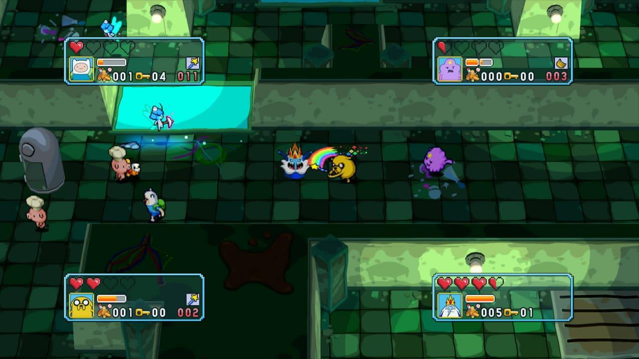 Adventure Time: Explore le Donjon et Pose pas de Question! Xbox 360