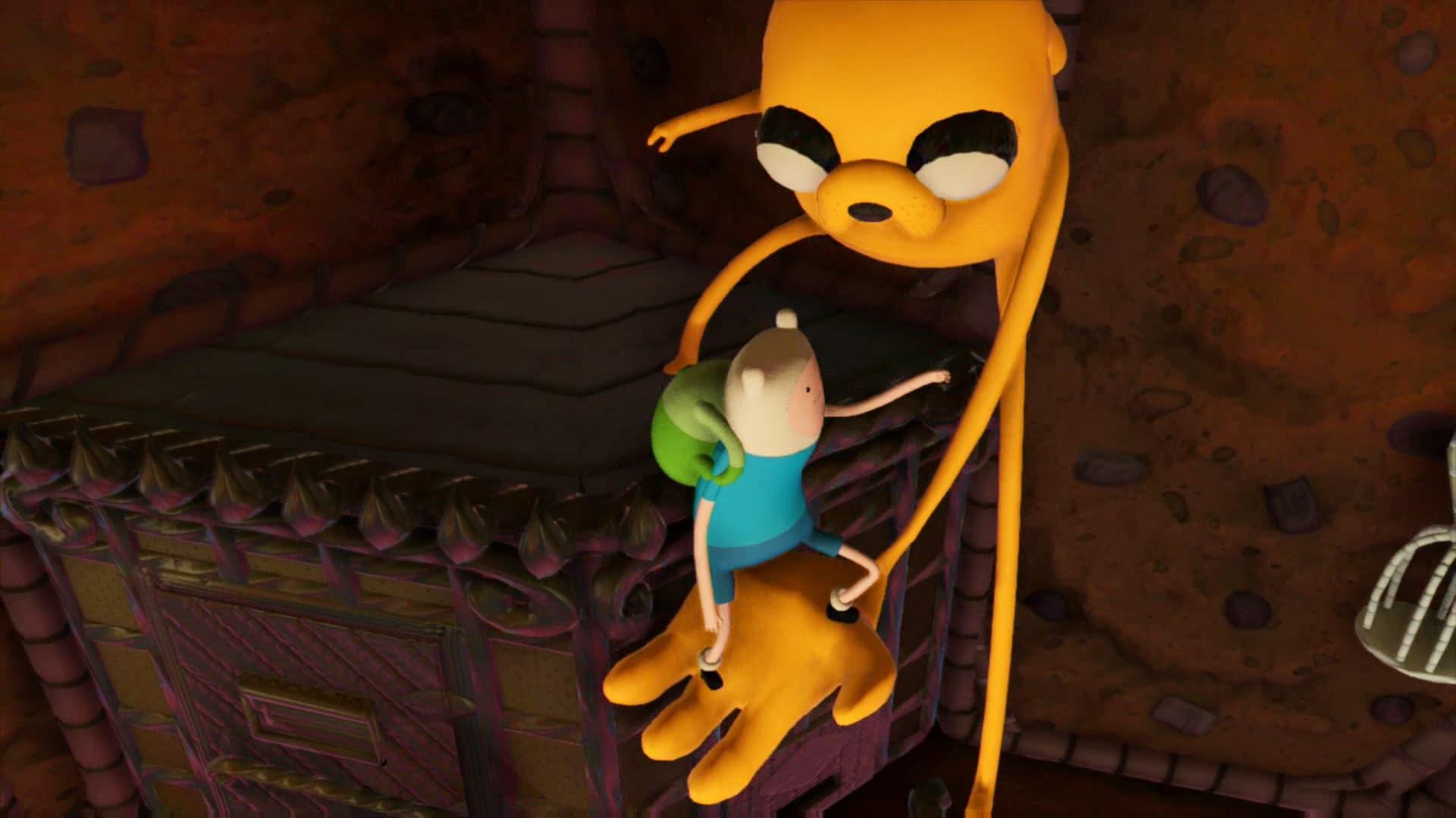 Adventure Time: Finn Et Jake Mènent L'enquête Xbox One