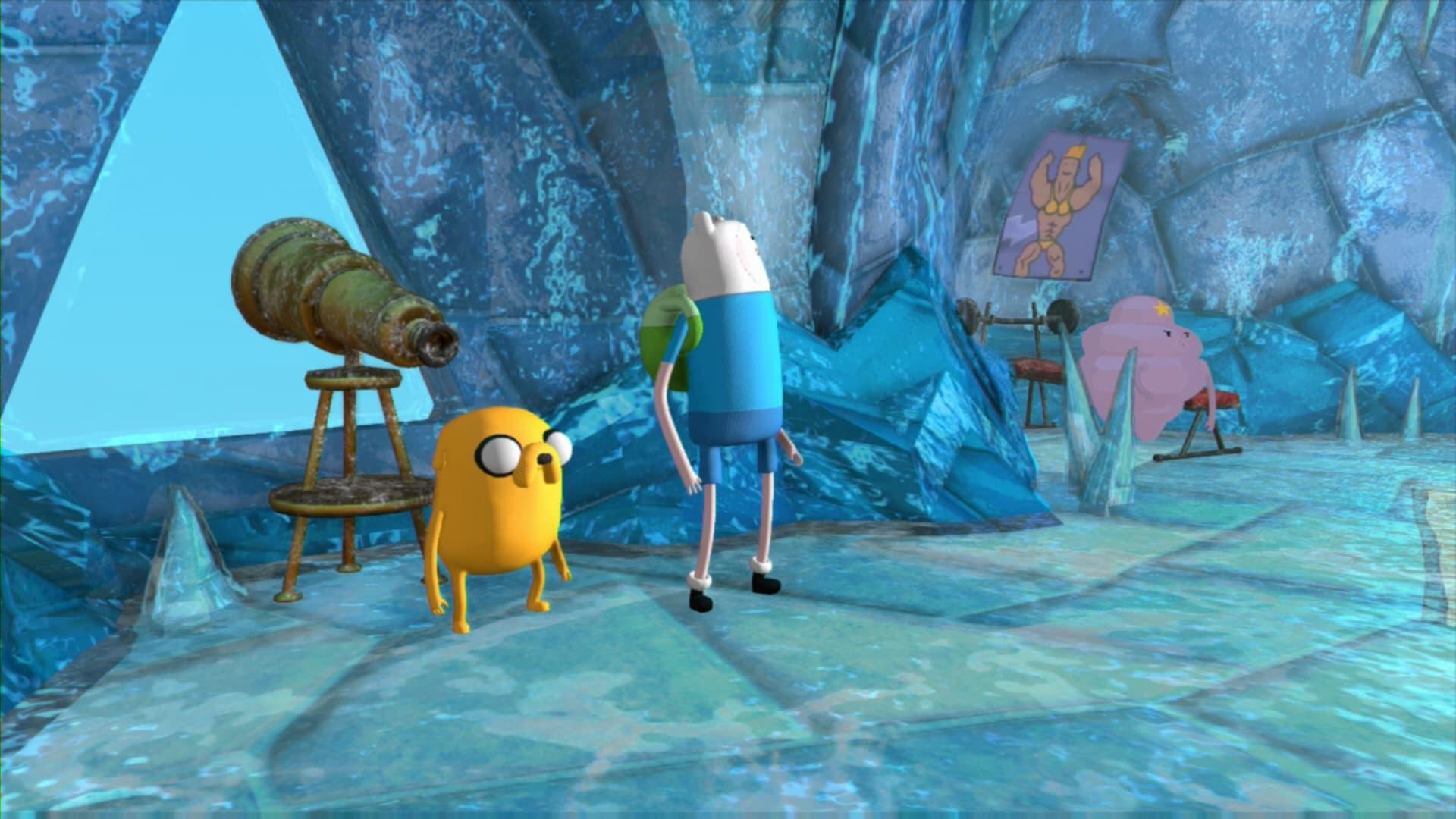 Xbox One Adventure Time: Finn Et Jake Mènent L'enquête