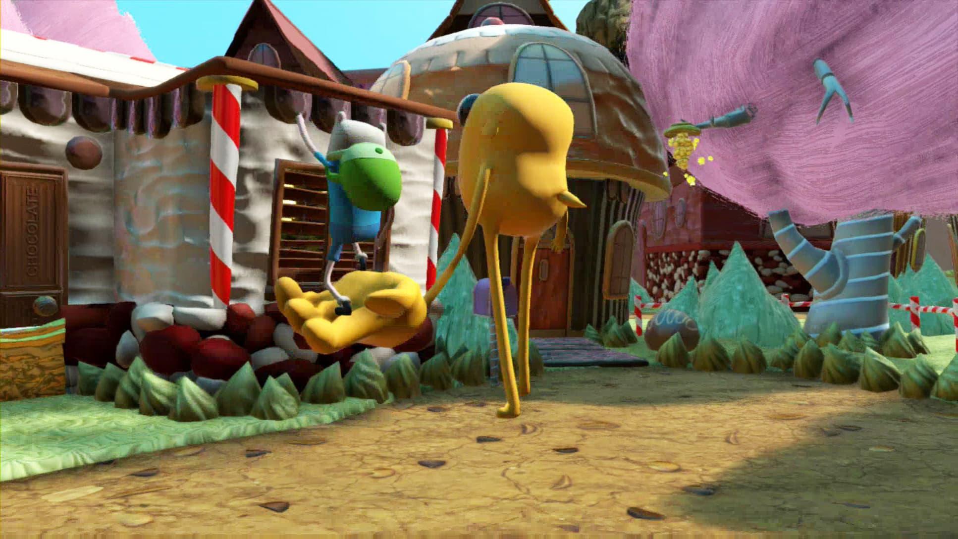 Adventure Time: Finn Et Jake Mènent L'enquête - Image n°6