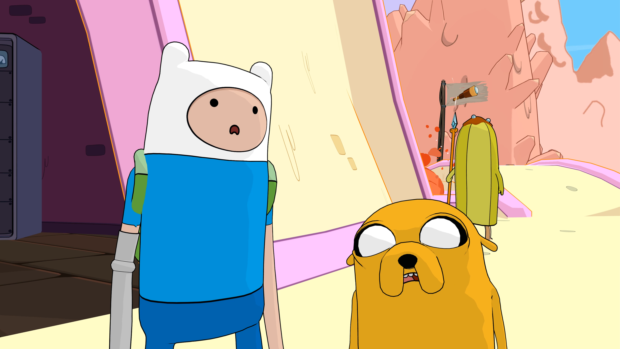 Adventure Time: Pirates oph the Enchiridion
