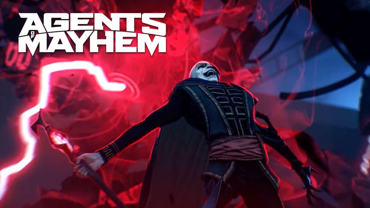 Agents of Mayhem Xbox